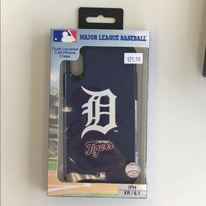 Official MLB DETROIT TIGERS CASE